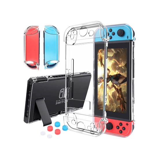 Switch Case Compatible with Nintendo Switch Cover Case Accessories