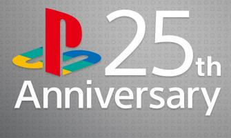 الذكرى السنوية ال ٢٥ على انطلاق بلايستيشن شكراً لكونكم جزء كبير من النجاح
