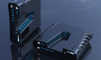 شاهد الصور الكاملة لجهاز البلايستيشن 5 بعد ان تم اعادة تصميمها بتقنية 3D
