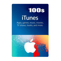 Apple iTunes Gift Card North America 100 USD iTunes