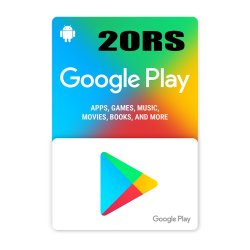 Google Play 20$ RS