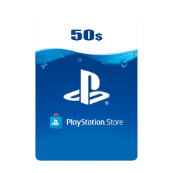 KSA PSN Wallet Top-up 50 USD