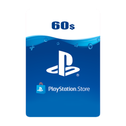 Kuwait PSN Wallet Top-up 60 USD
