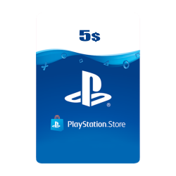 Kuwait PSN Wallet Top-up 5 USD