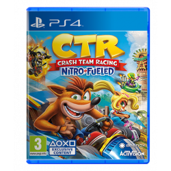 Crash Team Racing Nitro-Fueled AR