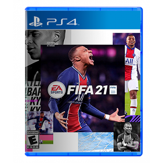 FIFA 21 Standard Edition Arabic