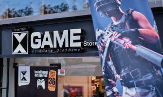 العنوان المشاية السفلية بجوار فيلا غيث اسفل مونتيروا  #XGAME أول فرع بالأسم والشكل الجديد لشركة  2020