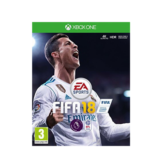 EA Sports FIFA 18 - Xbox One (Arabic)