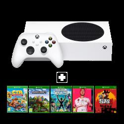 Xbox Series S & Offline package