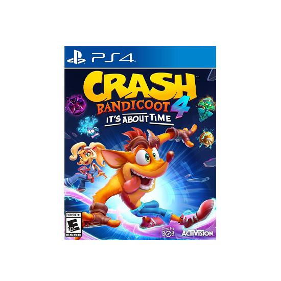 Crash Bandicoot 4 : It's About Time