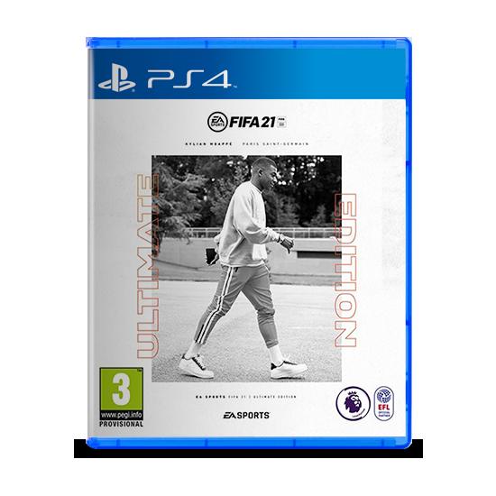 FIFA 21 Ultimate Edition Arabic