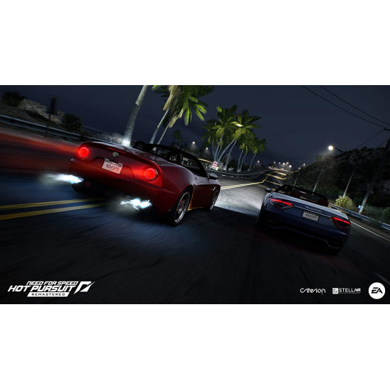 Reignite the pursuit in Need for Speed Hot Pursuit Remastered