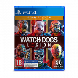 Watch Dogs Legion Gold Steelbook Edition