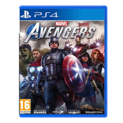 MARVEL AVENGERS - PS4 ARABIC