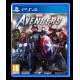 MARVEL AVENGERS - PS4 ARABIC