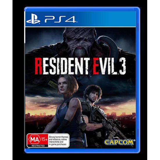 resident evile 3