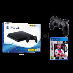 Sony Playstation 4 Slim - 1TB & Controller Copy & Fifa2021
