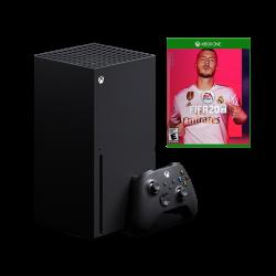 Xbox Series X & FIFA 20 Standard Edition