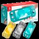 Nintendo Switch Lite three colors