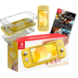 Nintendo Switch Lite & Air Conflicts Collection & Switch Lite Case & Screen Nintendo switch