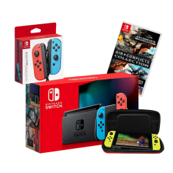Nintendo Switch – long - European & Air Conflicts Collection & Bag for Switch & Nintendo Switch Joy Con Controller