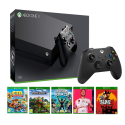 Xbox One X & Online package & Xbox Wireless Controller Copy