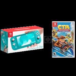 Nintendo Switch Lite & Crash Team Racing