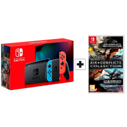 Nintendo Switch - LONG & AIR CONFLICTS COLLECTION
