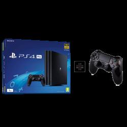 Sony Playstation 4 Pro 1TB Black & 1 Controller original