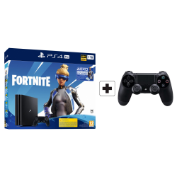 Sony Playstation 4 Pro Fortnite 1TB & 1 Controller Copy