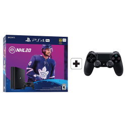 Sony Playstation 4 Pro NHL20 1TB & 1 Controller Copy