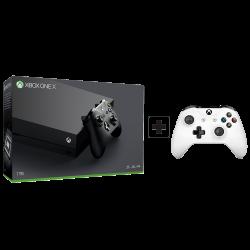 Microsoft Xbox One X - 1Tb & 1 Controller orginal