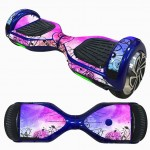 Bolayu 6.5 Inch Self-Balancing Scooter Skin, Sticker for Hover Electric Skate Board, Two-Wheel Smart Protective Cover Case Stickers