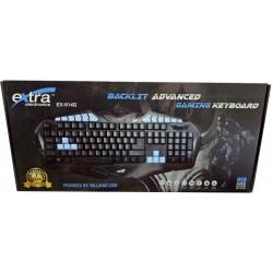 اكسترا لوحة مفاتيح متوافقة مع بي سي و لابتوب - EX-614G