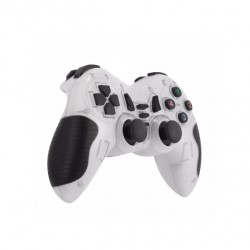 GAMMA 6 IN 1 WIRELESS GAMEPAD-WHITE-BLACK
