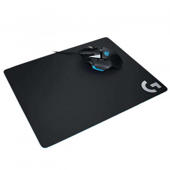 Logitech G240 Cloth Gaming Mouse Pad for Low DPI Gaming