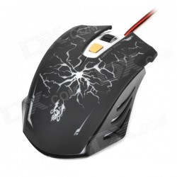 MOUSE WIRED LED GAMING Q7