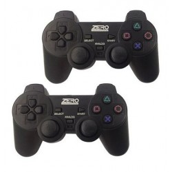 ZERO ANALOG GAME PAD WIRLESS FOR PC AND LAPTOP-BLACK