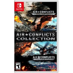 AIR CONFLICTS COLLECTION - NINTENDO SWITCH