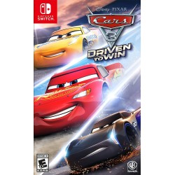 CARS 3 - DRIVEN TO WIN - NINTENDO