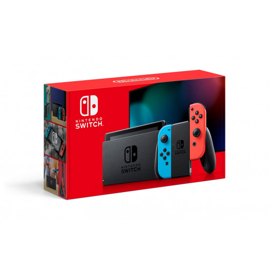 Nintendo Switch Long& Switch Lite Case