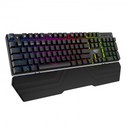 HAVIT - HV-KB432L RGB Backlit mechanical keyboard
