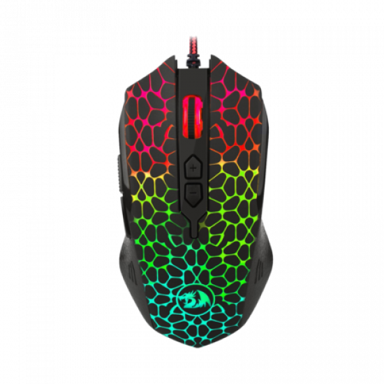 Redragon M716 INQUISITOR RGB Gaming Mouse