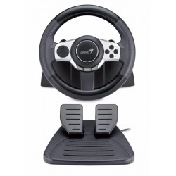 RACING WHEEL GENIUS F1 ( PS2 & PC )