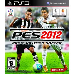 PES 2012 - Playstation 3
