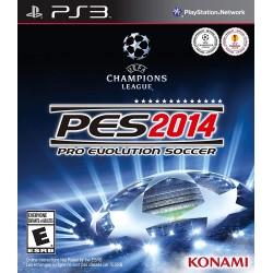 PES 2014 - Playstation 3