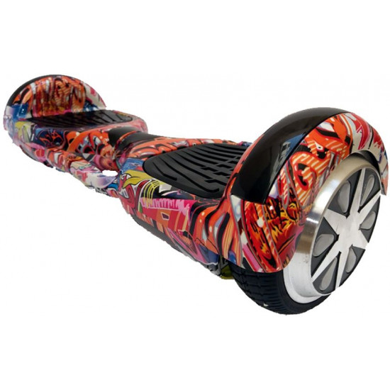 HOOVER BOARD BALANCE SCOOTER ELECTRIC 6 INCH LIGHT