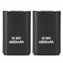 RECHARGEABLE 4800AH BATTERY PACK FOR XBOX 360 WIRELESS