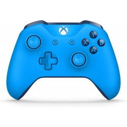 Xbox One S controller blue