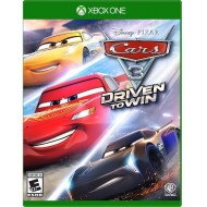 CARS 3 DRIVEN TO WIN FOR XBOX ONE RATEDE - EVERYONE